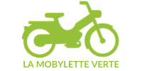 La Mobylette Verte